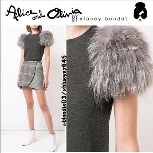 "Alice & Olivia ""Ciara"" Sweater L"